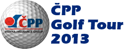 ČPP Golf Tour 2013